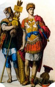 Костюмы римлян. Реконструкция