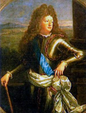 Людовик Великий Дофин (1661-1711)