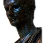 Гай Юлий Цезарь Октавиан Август (63 до н. э.-14 н. э.) правил в 27 г. до н. э.- 14 г. н. э.