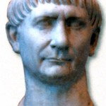 Траян Марк Ульпий Нерва (53-117) правил в 98-117 гг.