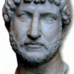 Адриан Публий Элий Траян (76-138) правил в 117-138 гг.