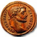 Диоклетиан, Гай Аврелий Валерий (245 - 313) правил в 293 - 305 гг.
