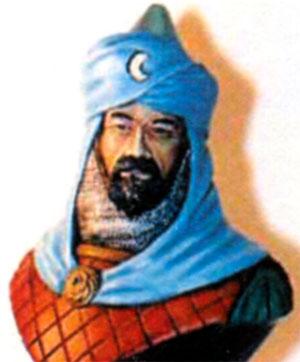 Салах-ад-Дин (Саладин) (1137-1193) правил в Египте с 1169 г.