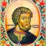 Дмитрий Донской (1350-1389), великий князь Московский с 1359 г. и Владимирский с 1363 г.