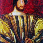 Франциск I (494-1547). король Франции с 1515 г. Художник Ж. Клуэ. 1525 г.