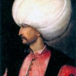 Сулейман I (1494-1566) правил с 1520 г. Художник Тициан. Ок. 1530 г.