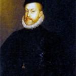 Филипп II (1527-1598), король Неаполя и Сицилии с 1554 г., король Испании с 1556 г. Художник С. Ангиссола. Ок. 1570 г.