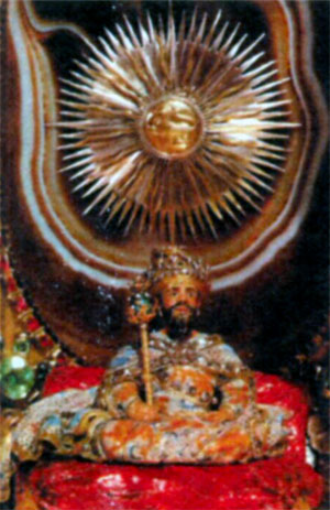 Аурангзеб (1618-1707), император империи Великих Моголов с 1658 г.