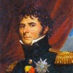 Карл XIV Юхан (1763- 1844), Жан Батист Жюль Бернадот, король Швеции и Норвегии с 1818 г. Художник Ф.-П.-С. Жерар. Ок. 1811 г.