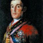 Артур Уэлсли Веллингтон (1769-1852), премьер-министр Великобритании (1828-1830). Художник Ф. Гойя. 1814 г.
