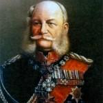 Вильгельм I (1797-1888), король Пруссии с 1861 г., 1-й император Германской империи с 1871 г.