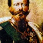 Виктор Эммануил II (1820-1878), король Пьемонта и Сардинии (1849- 1861), первый король единой Италии с 1861 г. Художник Т. Кремона. 1860-е гг.