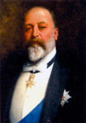Эдуард VII (1841-19Ю), король Великобритании и Ирландии, император Индии с 1901 г.