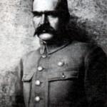 Юзеф Пилсудский (1867-1935), первый глава Польши (1918-1922). Фото 1910-1920 гг.