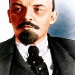 Владимир Ильич Ленин (Ульянов) (1870-1924), Председатель Совета Народных Комиссаров РСФСР 1917 г.