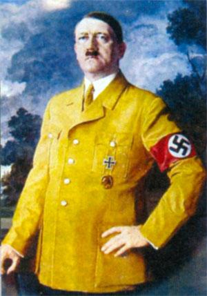 Адольф Гитлер (1889 - 1945)