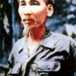 Хо Ши Мин (Нгуен Шинь Кунг) (1890-1969), 1-й Президент Северного Вьетнама (или Демократической Республики Вьетнам) в 1946-1969 гг.