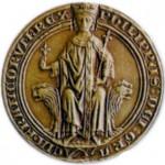 Монета с изображением Филиппа IV Красивого. 1286 г.