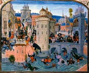 Восстание парижан в 1358 г.