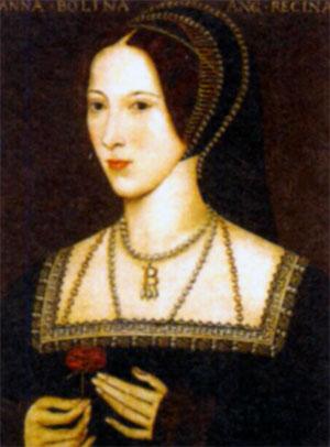 Анна Болейн (ок. 1507-1536). Неизвестный художник. Ок. 1534 г.