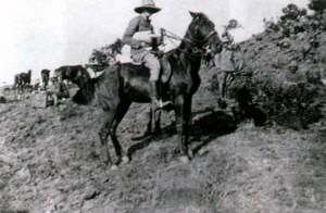 Уинстон Черчилль - корреспондент Morning Post во время Англо-бурской войны. 1899 г.