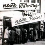 Денежная реформа в Германии. 1948 г.