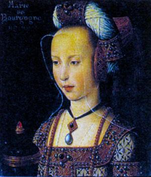 Мария Бургундская (1457-1482)