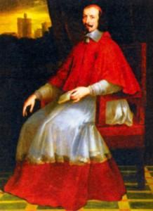 Кардинал Мазарини (1602-1661)