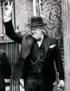 Уинстон Черчилль. 5 июня 1943 г.