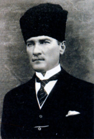 Маршал Ататюрк
