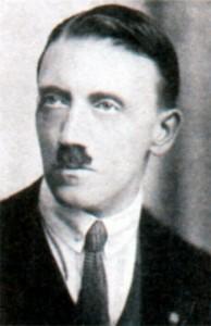 Адольф Гитлер Ок. 1920 - 1924 гг.