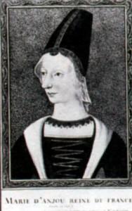 Мария Анжуйская, дочь Иоланды, жена дофина Карла