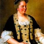 У Марии Терезии было 16 детей, из них 10 пережили ее.