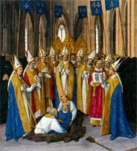Смерть Филиппа IV
