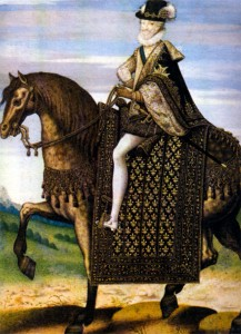 Генрих IV. Неизвестный художник