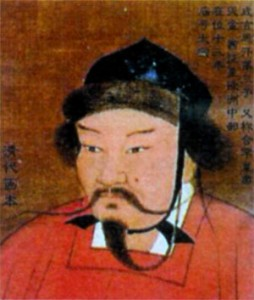 Угедей (1186-1241) - третий сын Чингисхана и его преемник